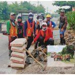 Celoteh Wagianto, Warga Setempat Pekerja Lokal Proyek Padat Karya Kementerian PUPR