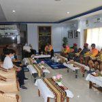 Ketua Komisi 4 DPR RI Mengapresiasi Ketahanan Pangan Brigif 4 Marinir/BS