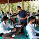 70 Kandidat Aparatur Tiyuh Ikuti Penjaringan