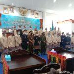 Dalam rapat Paripurna HUT Ke-8, Legislatif dan Eksekutif Minta Semua Elemen Bekerjasama Membangun Kabupaten Pesisir Barat.
