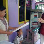 Cegah Stunting di Kampung Warna – Warni