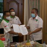 Buka Bersama, Umar Ahmad Terima SK Kepengurusan HKTI Lampung