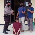 Polsek Gedung Aji Tangkap Pemuda Yang Setubuhi Paksa Pelajar 15 Tahun