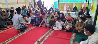 Majlis Sholawat Darul Musthofa Nusantara Peringati Nuzulul Qur'an