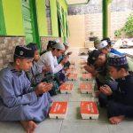Buka Puasa Untuk Penghafal Al Quran Persembahan Donatur-Donatur Rumah Zakat