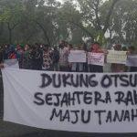 Warganet dan Milenial Asli Papua Mendukung Otsus