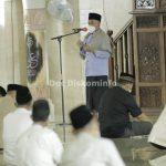 Bupati Tulang Bawang Gelar Peringatan Nuzulul Qur'an 1442 H/2021 M
