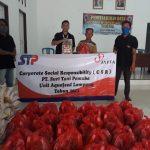 Program CSR PT. STP Bantu Puluhan Warga
