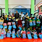 Penggerak Milenial Indonesia Adakan Buka Bersama dan Santunan Anak Yatim