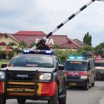 Polres Tulang Bawang Gelar Patroli Skala Besar Pada May Day
