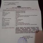 Di Ancam Saat Peliputan Ricuh, Wartawan Metro TV Lampung Tempuh Jalur Hukum