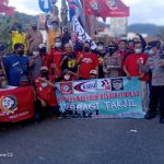 Bentuk 3 DPC Wilayah dan 1 Kordinator Wilayah Provinsi Lampung Ketum KIKES Turun Lapangan