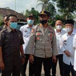 4 orang, diduga Provokator Pembakaran Mapolsek Candipuro Sudah diamankan