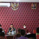 Kumpulkan Seluruh Camat, Nanang Minta Camat Bentuk Satgas Keamanan dan Lakukan Pembinaan di Desa