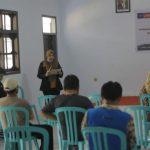 Pembukaan acara PMM oleh mahasiswa fakultas hukum universitas Muhammadiyah Malang