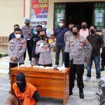 Unit Reskrim Polsek Jati Agung Lumpuhkan Pelaku Curat
