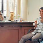 Di Duga Bobroknya Proyek Berantas Abipraya, DPRD Tubaba Tekan kan PUPR Audit Ulang