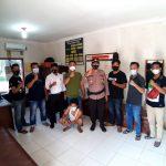 DPO Tersangka Curat Diamankan Polsek Sungkai Utara