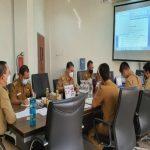 Saipul, Pimpin Rapat Bahas Perbup Penyelenggara Menara Telekomunikasi