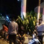 Cegah kriminalitas, Tekab 308 Sat Reskrim Polres Lampura dan jajaran laksanakan KRYD