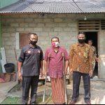 Biro Sosial DPD JPKP beserta Aparatur Desa Talang Jawa, Upayakan Program BPNT untuk Warga Cacat Anatomi.