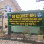 PPDB SMP Negeri 1 katibung Di Buka