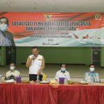 Ideologi Pancasila & Wawasan Kebangsaan Disosialisasikan di Waringinsari