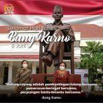 Dirgahayu Bung Karno, Bachtiar Basri: Soekarno Is The Best!