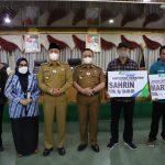 Dua Warga Lambar, Terima Santunan Kecelakaan dan Kematian Dari BPJS Lampung Tengah