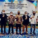 Pelantikan Ketua APSI Lampung Andri Meirdyan Syarif Banjir Ucapan Selamat, Ketua Apindo Ary Meizari: Semoga Amanah