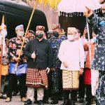Pulang Lampung, Erick Thohir: Indonesia Sehat, Indonesia Bekerja, Indonesia Tumbuh