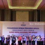 Bupati Winarti Dinobatkan Sebagai Wakil Bendahara Umum APKASI Pusat