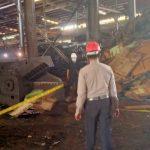 Soal Kecelakaan Kerja Di PT. San Xiong Steel Indonesia, DAA Dan GMBI Lamsel Angkat Bicara