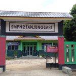 PPDB SMP Negeri 2 Tanjung Sari Kabupaten Lampung Selatan di Buka