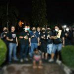Tim Srigala Utara Bersama Polsek Sungkai Selatan Polres Lampura Berhasil Bekuk Pelaku Curat