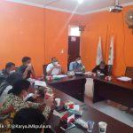 KPU Lampura Gelar Rakor PDPB, Pada DPT Triwulan II Capai 444.500 Jiwa
