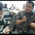 DPRD dan PUPR Tubaba Bahas Proyek Brantas Abipraya, Paisol : MK Itu Kita Penjarakan.