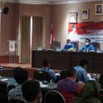 Pemkab Lampung Selatan Gelar Sosialisasi Peraturan Bupati Nomor 19 Tahun 2021 tentang Juknis Terbaru Tata Cara Pilkades