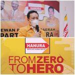 Bekerja Dalam Senyap, Ketua Hanura Lampung Ali Darmawan: Kami Rakerda Juli