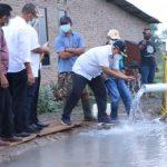 Muncul Sumber Air Panas Dilahan Warga, Nanang Ermanto Segera Lakukan Uji Lab. Kelayakan Kadar Air Panas