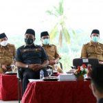 Pemkab Lampung Selatan Gelar Istigasah Ikhtiar Akhiri Pandemi, Nanang Galakkan Seribu Doa Tolak Bala Sehari