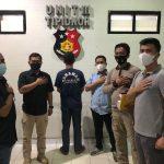 Korupsi Dana Desa, Kades Way Melan (Non Aktif) Ditahan Unit Tipidkor Polres Lampura