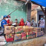 Ormas Jagat Buana Nusantara Peduli Korban