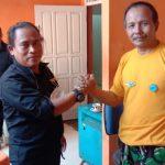DPP JAGAT BUANA Nusantara anjasana ke DPD ,Lampung Selatan