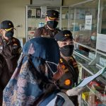 Kajari Sidak Obat, Stok Antivirus Tubaba Kosong