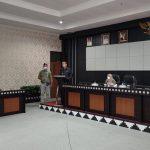 Enam Raperda Tubaba Disahkan oleh Eksekutif dan Legislatif Secara Virtual