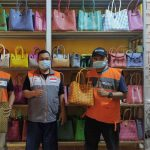 Kuralin Bag, Tas Cantik Kerajinan Tangan UMKM Binaan Rumah Zakat Terjual Hingga Mancanegara