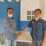 Tabrani Alamsyah,  Menandatangani Kesepakatan Jalinan Kerjasama  Pengadaan Sembako