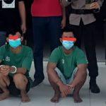 Tim Polsek Merbau Mataram, Berhasil Ungkap Sindikat Pelaku Penjambret HP