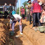 Kearifan Lokal di Tanamkan di Pembangunan Masjid Jami' Panaragan